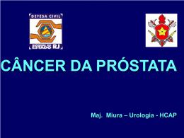 Ca prostata Miura
