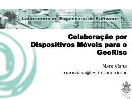 Marx2011.2 - (LES) da PUC-Rio
