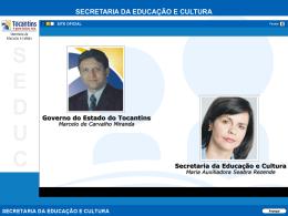secretaria da educação e cultura