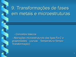 DIAGRAMA DE FASE FE-C