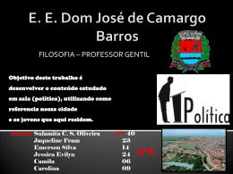 E. E. Dom José de Camargo Barros