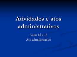 Aulas_12_e_13 - Acadêmico de Direito da FGV