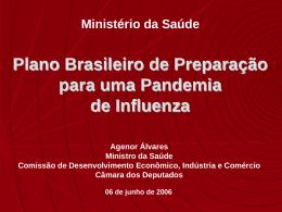 Dr. José Agenor Álvares