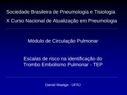 Baixa 0 a 1 - Sociedade Brasileira de Pneumologia e Tisiologia