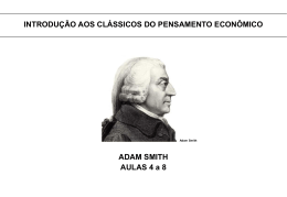 adam smith - Erudito FEA-USP