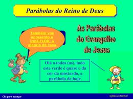 Parábola - Material de Catequese
