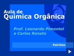 Aula de Quimica Organica
