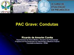PAC Grave: avanços e controvérsias