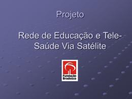 Rede de Educação Presencial Conectada Via