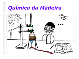 Química da Madeira