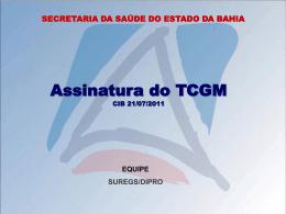 aprese~1 - Secretaria da Saúde