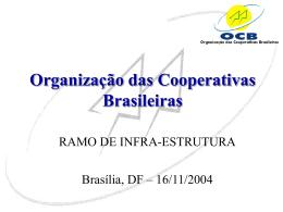 Organização das Cooperativas Brasileiras