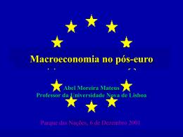 Portugal: Convergência Real Para a União Europeia