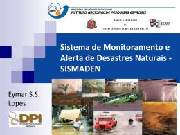 Sistema de Monitoramento e Alerta de Desastres Naturais