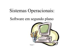 Sistemas operacionais mais comuns e suas arquiteturas