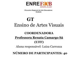 Ensino de Artes Visuais