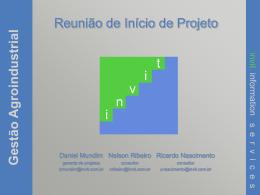 Reuniao de Encerramento - Projeto - cqipac