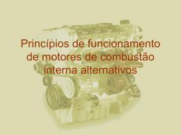 Avaliação do desempenho de um motor bicombustível: