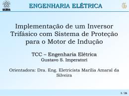 Gustavo Simonetti Imperatori - Implementação de um Inversor