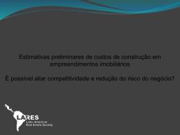 Veja apresentação do engenheiro Pedrinho