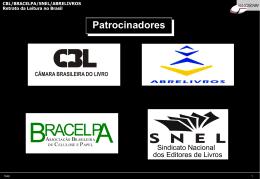 Pesquisa Retratos da Leitura no Brasil 2001
