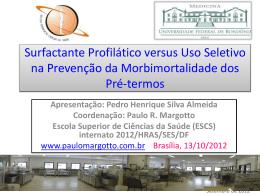 Roger F. Soll. Apresentação: Pedro Henrique Silva Almeida, Paulo