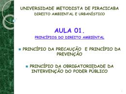 AULA_01_-_PRINCÍPIOS (2)_ - Direito Unimep
