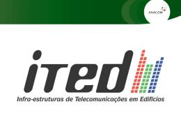 Manual ITED - Procedimentos de avaliação e designação