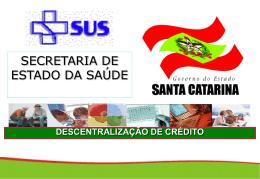 Descentralização de Crédito