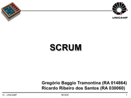 SCRUM - Unicamp