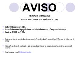AVISO - UCSal