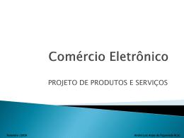 conceito do produto ou serviço - Universidade Castelo Branco