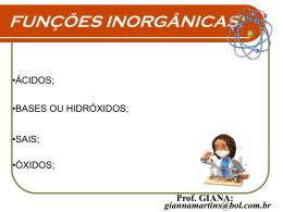 funcoes-inorganicas