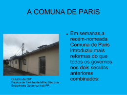6 - A Comuna de Paris 1