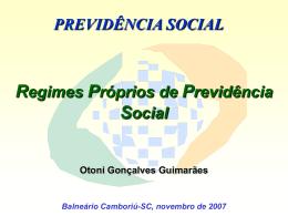 Palestra Dr. Otoni Gonçalves Guimarães