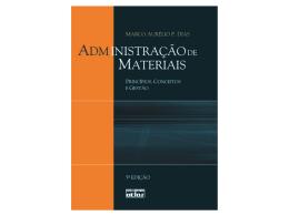 Administração de Materiais - Universidade Castelo Branco
