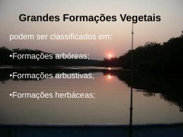 Brasil vegetação - Somar Concursos