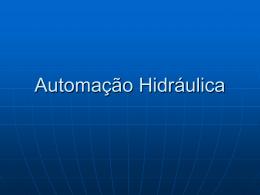 Automação Hidráulica
