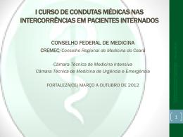 i_curso_de_condutas medicas_do_cremec_ivan machado
