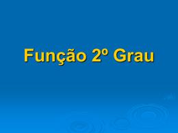 funcao2grau 2
