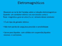 Eletromagnéticos