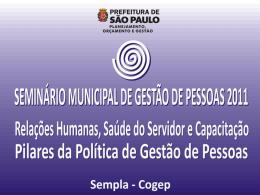 dess - Prefeitura de São Paulo