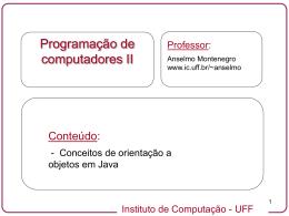 Atualizado - Instituto de Computação