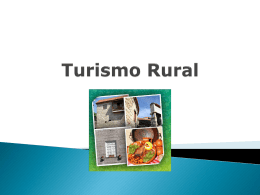 Turismo Rural - pradigital
