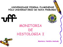 Monitoria - Histo I tec. epitelial e conjuntivo (4,3