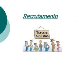 3. Recrutamento - revisão (1504768)