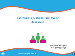 Comissão de Desenvolvimento do Quadro Associativo