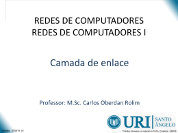 Switch - URI-Campus Santo Ângelo