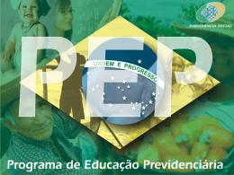 PREVIDÊNCIA SOCIAL - Centro Paula Souza