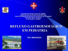 RGE-Ten Mendonca - 3ª Policlínica do CBMERJ